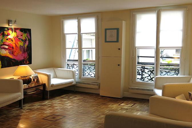 Le cabinet du Dr Benachour à Paris 11 - Dermatologie esthétique