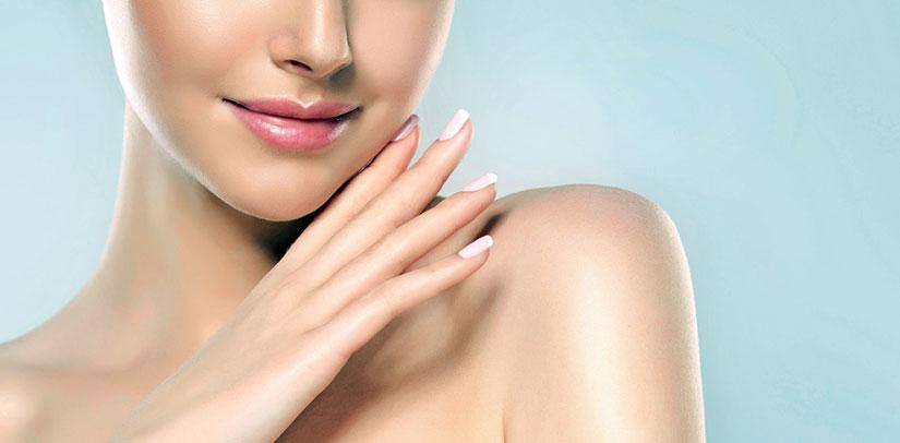 Hydratation et élasticité de la peau à Paris - DR Benachour