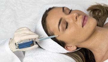 Juvapern après injection de Botox à Paris - Dr Benachour